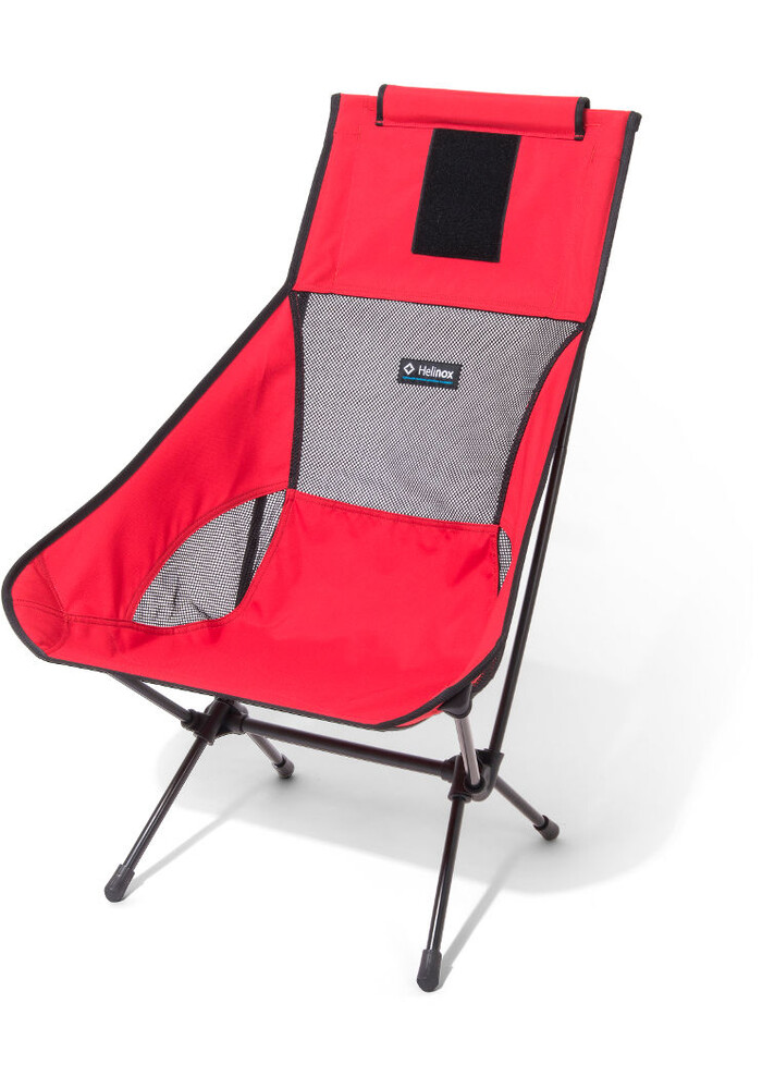 Helinox Chair Two Camp Stool Red Black At Addnature Co Uk